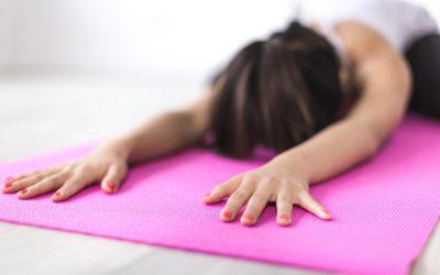 Den perfekte yoga måtte