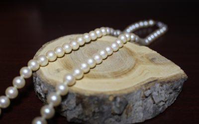 Perlesmykker er en sikker vinder hos kvinder