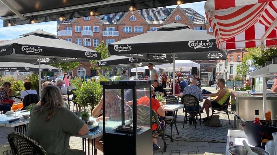 Hvor skal man spise i Viborg?
