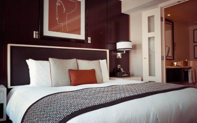 Forkæl dig selv og soveværelset med en flot seng fra Sengefabrikken